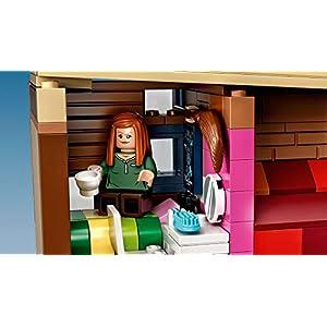 Amazon.co.jp - レゴ ハリーポッター 隠れ穴の襲撃 75980
