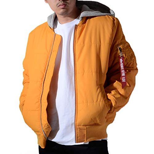 ALPHA INDUSTRIES INC(アルファ インダストリーズ)『NATUS QLT TRANS Flight Jacket』