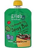Ella's Kitchen Espagueti Ecológico Boloñesa 6x130g