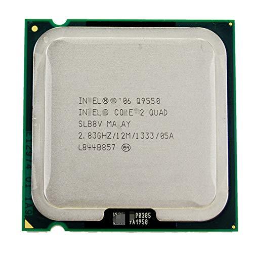 Xglai. INT/EL C/ORE 2 Quad Q9550 Prozessor 2.83GHz 12 MB L2 Cache FS/B 1333 Desktop L/GA 775 CPU