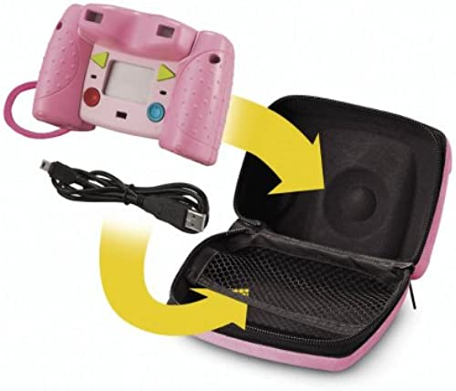 Kid-Tough Digital Camera Case - Rosa