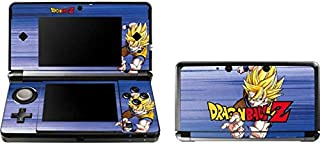 Skinit Dragon Ball Z Goku Skin for 3DS (2011) - Officially Licensed Dragon Ball Z Gaming Decal - Ultra Thin, Lightweight Vinyl Decal Protection