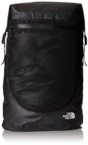 North Face Waterproof Rolltop Drybag One Size TNF Black