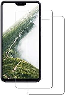 CNXUS skärmskydd för Xiaomi mi 8 lite[2-pack] härdat glas Xiaomi mi 8 lite, anti-fingeravtryck, anti-repor, 9H hårdhet, kr...