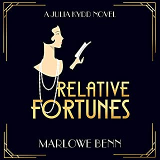 Relative Fortunes audiobook cover art