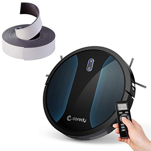 Cheapest Prices! Coredy R550 (R500+) Robot Vacuum Cleaner with Boundary Strip