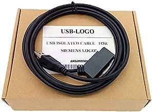 Cable de programación USB-LOGO para Siemens LOGO! Versión USB API 6ED1 057-1AA01-0BA0