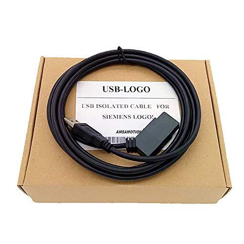 USB-LOGO Programmierkabel für Siemens LOGO! USB-Version SPS 6ED1 057-1AA01-0BA0