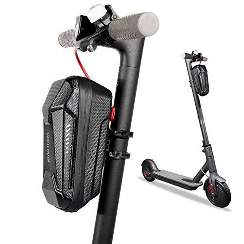 CHICLEW Scooter Tasche für Roller, Rollertasche Front Tube Bag Groß Lenkertasche Wasserfest, Vordertasche für Elektroroller Xiaomi MI Mijia M365 Sedway NinebotE ES1/ES2/ES3/ES4