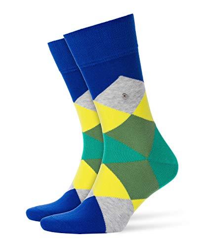 BURLINGTON Herren Socken Clyde, Baumwollmischung, 1 Paar, Blau (Marine 6047), Größe: 40-46