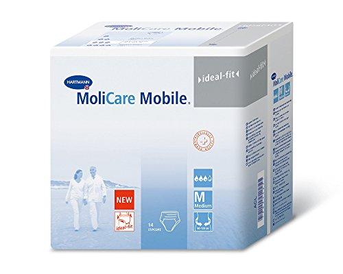 Molicare Mobile Inkontinenz-Slip - Karton Gr. M, 3x14Stk.