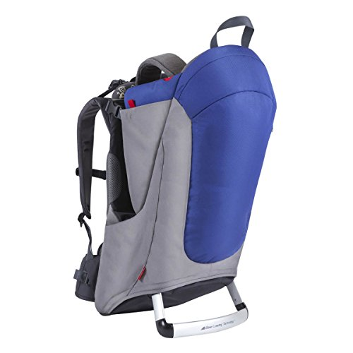 Product Image of the phil&teds Metro Child Carrier, Charcoal/Blue