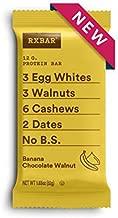 Brand New Rx Bar Flavors - Single Bars (Banana Chocolate Walnut)