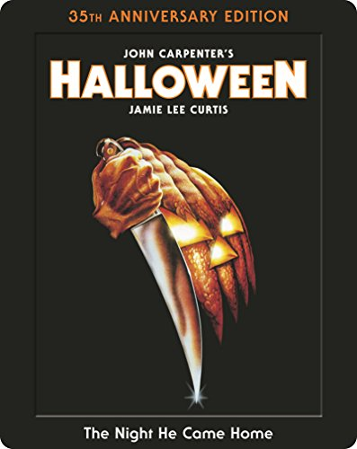 Halloween Steelbook Edition: 35th Anniversary [Blu-ray] [Reino Unido]