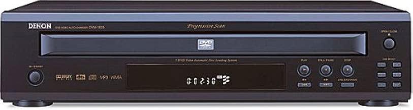 Denon DVM-1845 5-Disc Progressive Scan DVD/CD Changer