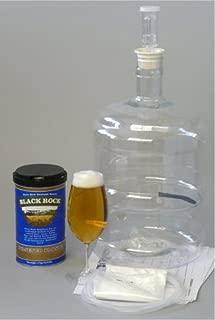 初回お試しセット 【透明ボトル型発酵容器付きグレードアップセット】 『エキスポートピルスナー』