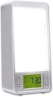 Natural Dawn Simulator Alarm Clock Light Box