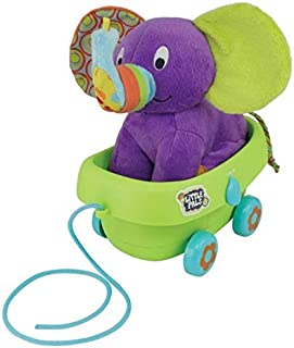 Win Fun 9202-NL Little Pals Timber The Elephant Soft Toy