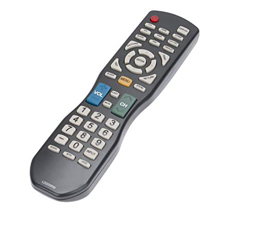 New LD200RM TV Remote Control Replaced for APEX TV LD3288M LD4077 LE4077M LD4088 LD4688 LE3212 LD4688T LE40H88 LD3249 LD3288T LE3212D LE4012 LE4612 LE3242 LE3942 LE40B12 LE4243 LE4643 LE5043 LD220RM