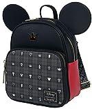 Loungefly Mickey Mouse Kingdom Hearts Mini Backpack Standard