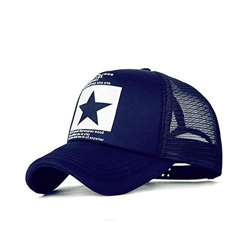 Sombrero papá gorra de béisbol gorra de béisbol marca de moda de los hombres al aire libre del sombrero de béisbol transpirable mujeres de los hombres del acoplamiento del casquillo del verano de Hip