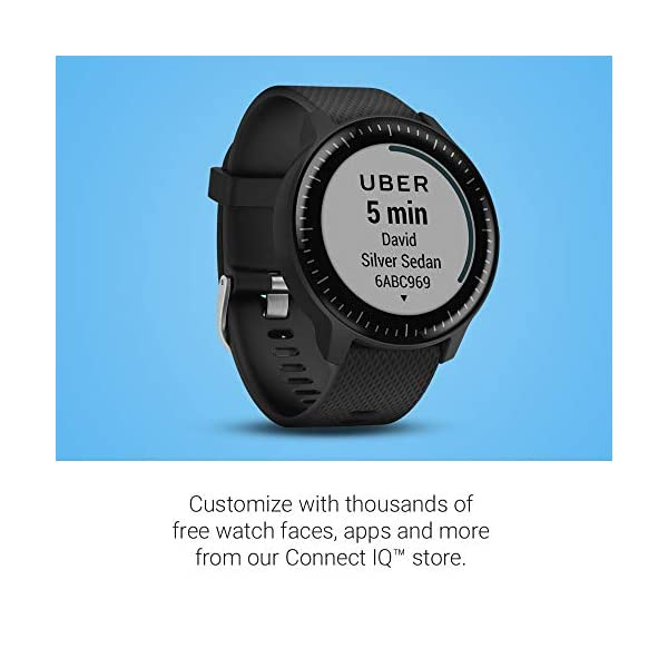 Garmin vívoactive 3 Music, GPS Smartwatch with Music Storage, Supports Spotify - Black (Renewed) 6