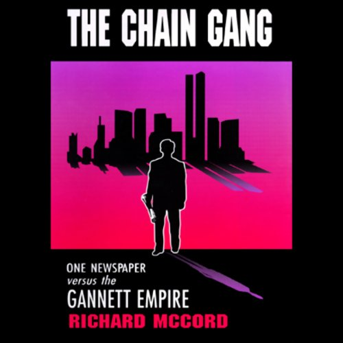 The Chain Gang audiobook cover art