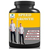 Hindustan Ayurveda Men's and Women's Speed Growth Ayurvedic Height Capsule Supplement