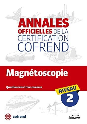 Magnétoscopie: Annales officiell...