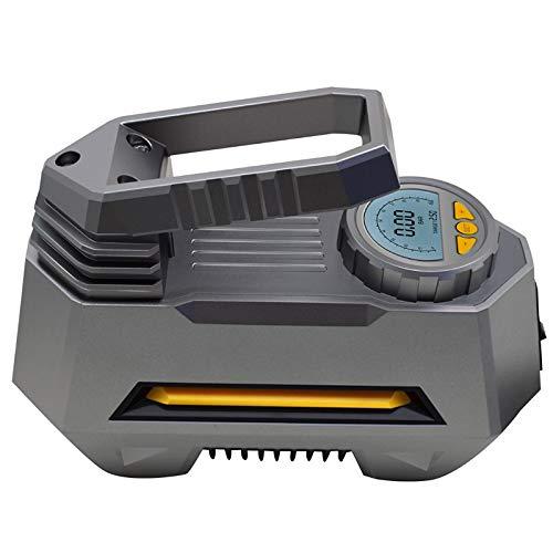 WOVELOT 12V Coche Pantalla Digital Bomba de Inflado EléCtrico NeumáTico Compresor de...