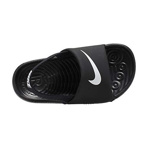 Nike BV1094-001, Walking Shoe Bebé-Niños, Negro/Blanco, 19.5 EU