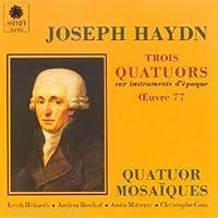String Quartet.81-83: Quatuor Mosaiques