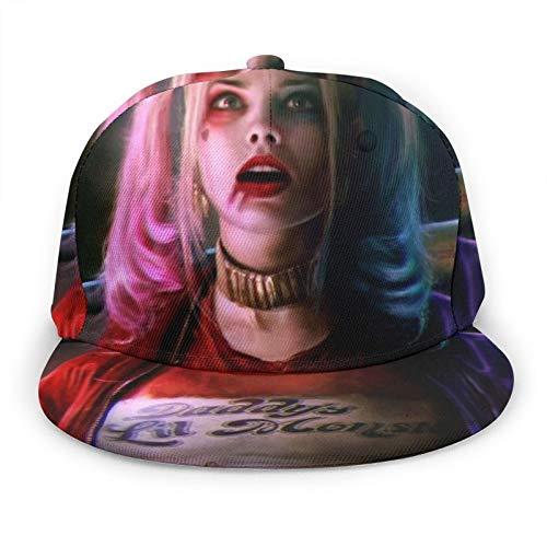 416HAKVEiXL Harley Quinn Baseball Caps
