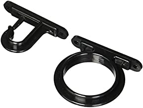 DU-BRO Fishing Rod Holders, Black