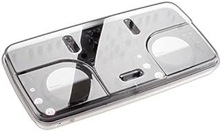 Decksaver DS-PC-DDJERGO-V funda para equipo de audio - fundas para equipos de audio (Protectora, Controlador de DJ, Transparente, Policarbonato, Pioneer, Monótono)