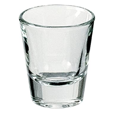 Anchor Hocking Heavy Base Shot Glasses, 1.5 oz (Set of 12)