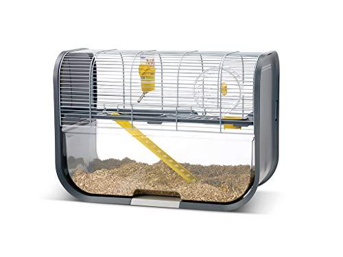 Savic Geneva Modern Hamster Cage Grey