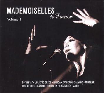 Mademoiselles De France Vol. 1