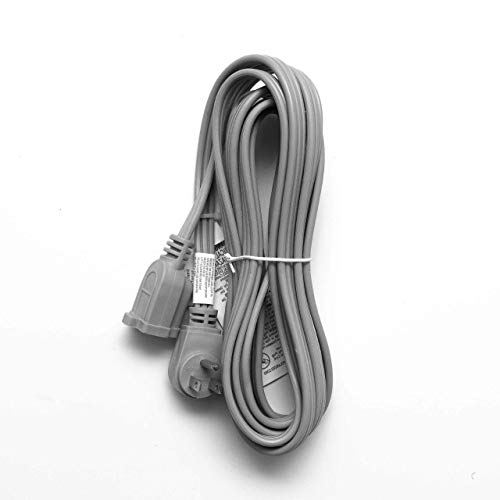 Heavy Duty Extension Cord for Kitchen Appliances - Refrigerator, Air Conditioner, Microwave, Oven - 12 Foot cord- Nick The Fixer