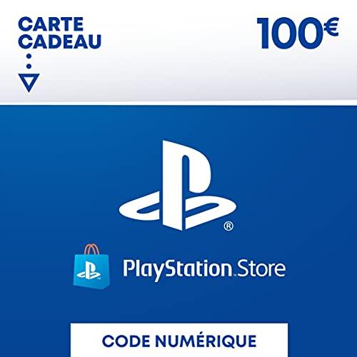 Carte PSN 100 EUR | Compte français | Code de téléchargement