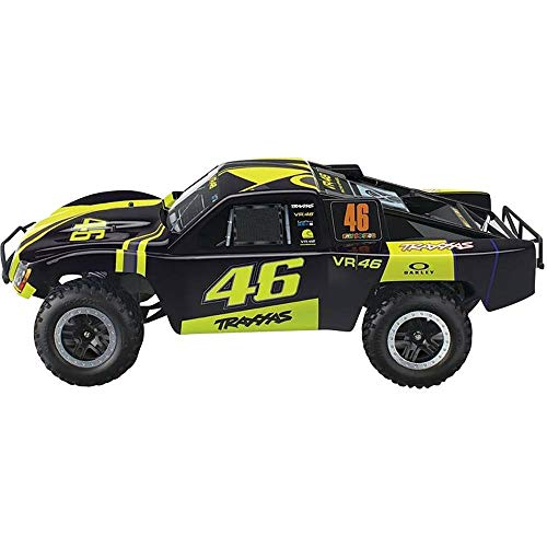 RC Short Course Truck kaufen Short Course Truck Bild 1: Traxxas Slash Brushed 1:10 RC Modellauto Elektro Short Course Heckantrieb (2WD) RTR 2,4 GHz Inkl. Akku und Ladegerät*