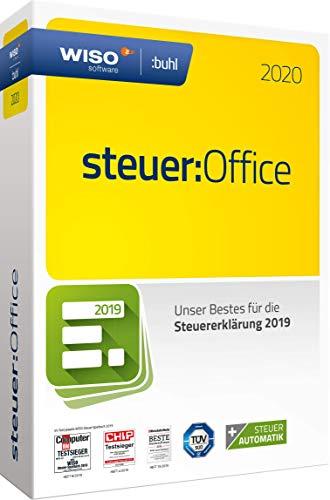 WISO steuer:Office 2020 (für Steuerjahr 2019| Standard Verpackung)