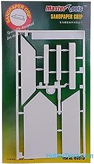 Master Tools (Trumpeter) 09919 Sandpaper Grip Hobby Tool Kit