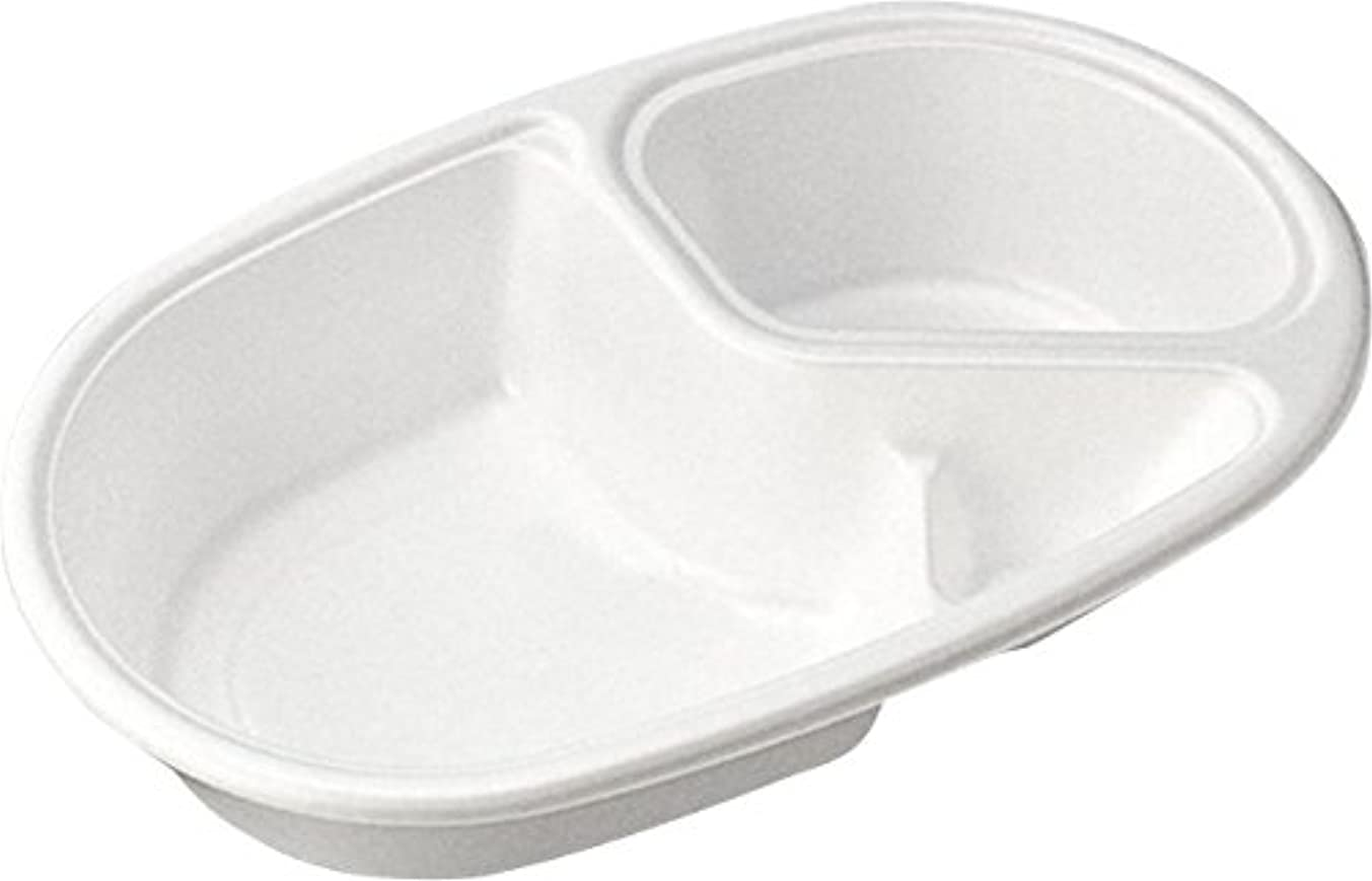 オフ行く幾何学中央化学 使い捨て容器 CFカレーNo.1 身 50枚入サイズ:約24×14.8×4.5cm