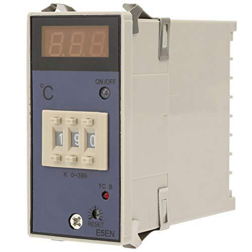 Termostato de 45 * 92 mm de dos posiciones para horno para calentar el horno(AC110/220V 0-199℃)