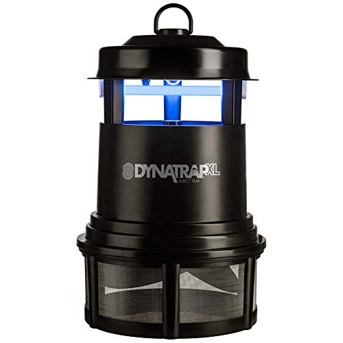 DynaTrap DT2000XLP 1 Acre XL Mosquito and Insect Trap – Black