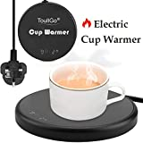 Coffee Warmer,Coffee Mug Warmer,Cup Warmer,Beverage Warmer,Electric Beverage Warmer,Electric Coffee Warmer Plate for Heating