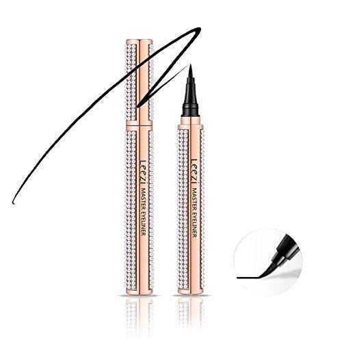 Diamond Delineadores Eyeliner Pen Waterproof Black Precision