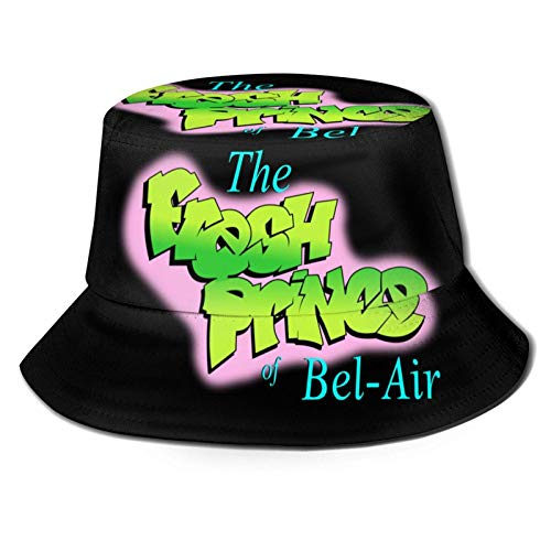 DanMige Unisex Classic Retro Baseball Cap, The Fresh Prince of Bel-Air Flat Einstellbarer Hut für Erwachsene Cowboyhut
