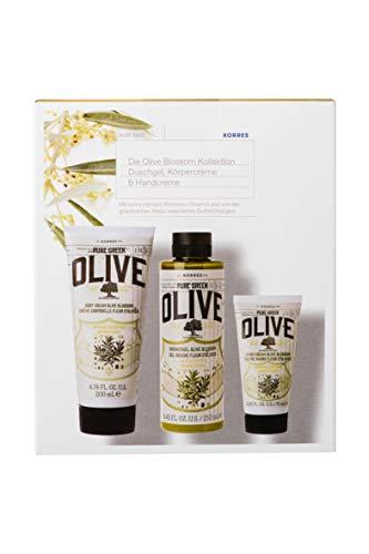KORRES OLIVE BLOSSOM Vorteilset (3er), 525 ml